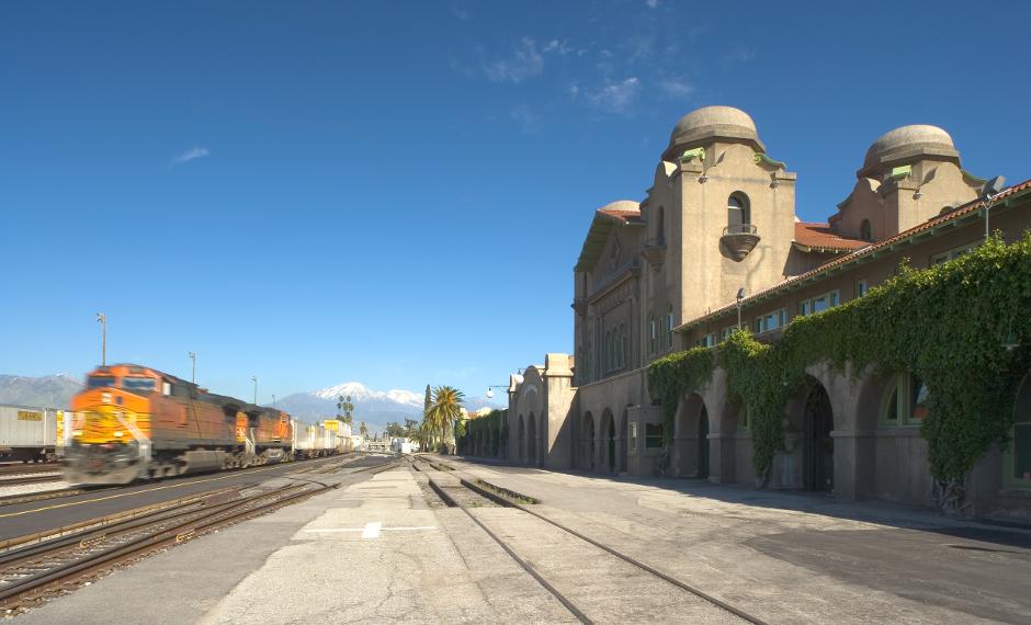 Santa Fe Depot Train Station Historic Renovation