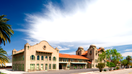 Santa Fe Depot Train Station Historic Renovation