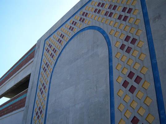 Chapel Avenue Parking Structure