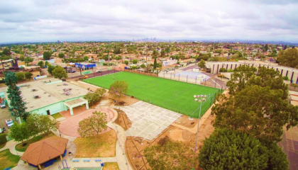 Lugo Park Soccer Field and Park Improvement Project_1