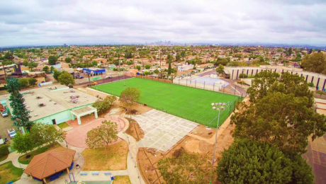Lugo Park Soccer Field and Park Improvement Project