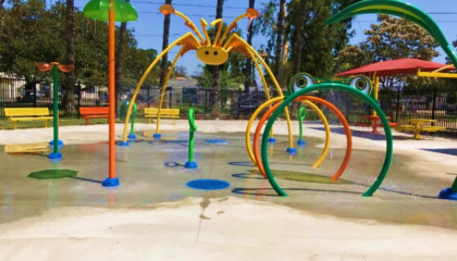 Salt Lake Park and Splash Pad Project_1