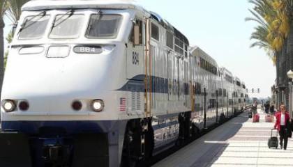 San Bernardino Metrolink Transportation Center